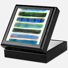 Lake Color Impressions Keepsake Box