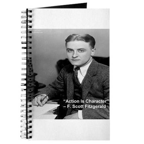 Fitzgerald Action Is Character Journal