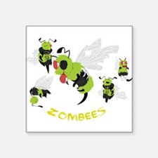 Zombees Sticker