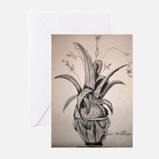 """""""Plant in Shadows"""" Greeting Cards (Pk of 10)"""