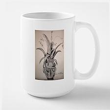"""""""Plant in Shadows"""" Mug"""