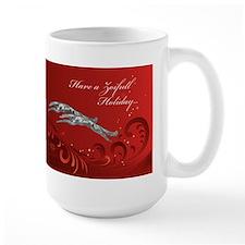 Large Zoifull Holiday Mug