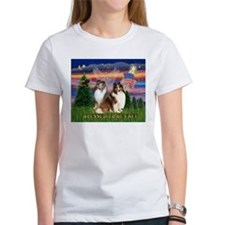 Blessed (#2) with 2 Shelties Tee