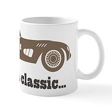 62nd Birthday Classic Car Small Mug