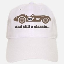 64th Birthday Classic Car Baseball Baseball Cap