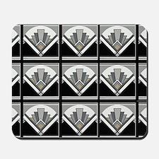Art Deco Geometric Mousepad