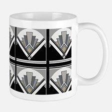 Art Deco Geometric Mug