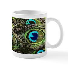 Art Deco Peacock Mug