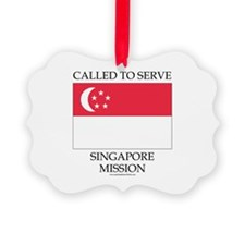 Singapore - LDS Mission - Called to Serve - Singap