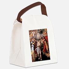Baptism Canvas Lunch Bag