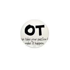 OT Your Passion Mini Button (10 pack)