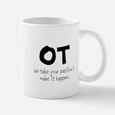 OT Your Passion Mug