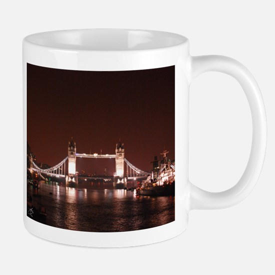 Tower Bridge by Night Mug