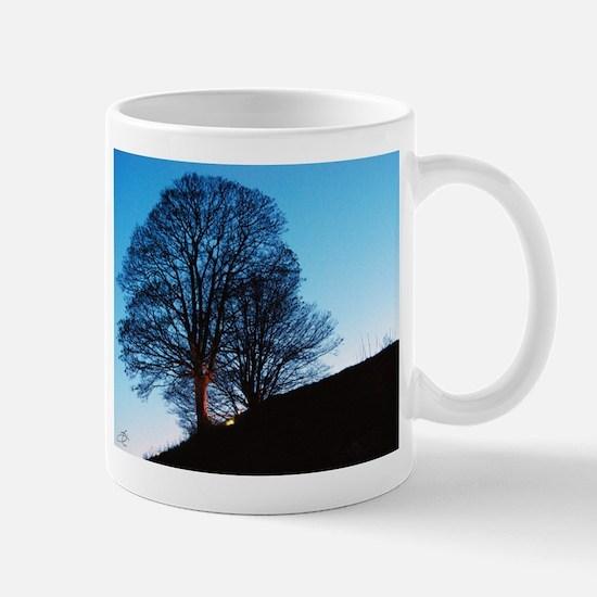 Sunset on Oxford Mug