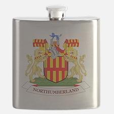 Unique Coat Flask