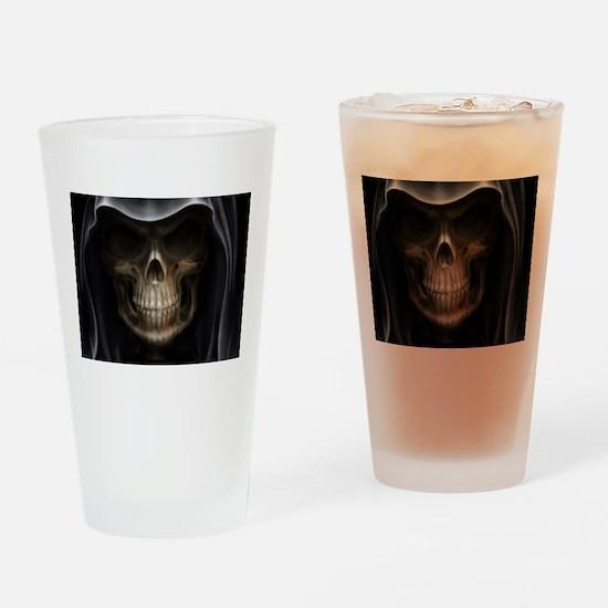 grim reaper Drinking Glass