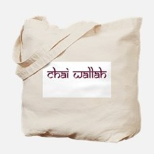 Chai Wallah Tote Bag