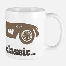 70th Birthday Classic Car Mug