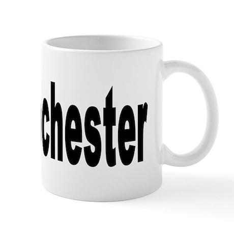 I Love Rochester Mug