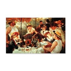 Boating Party Lunch Wall Decal