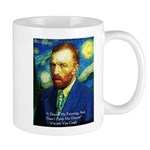 Van Gogh Paint My Dream Mug