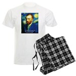 Van Gogh Paint My Dream Pajamas
