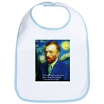 Van Gogh Paint My Dream Bib