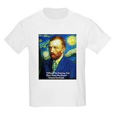 Van Gogh Paint My Dream T-Shirt
