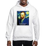 Van Gogh Paint My Dream Hoodie