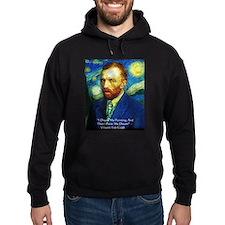 Van Gogh Paint My Dream Hoody