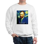 Van Gogh Paint My Dream Sweatshirt