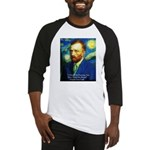 Van Gogh Paint My Dream Baseball Jersey
