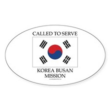 Korea Busan - LDS Mission - Called to Serve - Kore