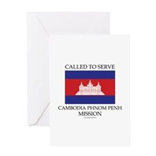 Cambodia Phnom Penh - LDS Mission, Called to Serve