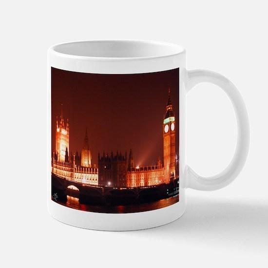 Lights of Westminster Mug