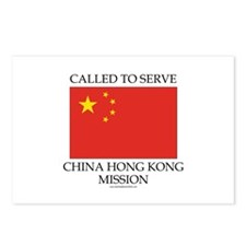 China Hong Kong - LDS Mission - Called to Serve -