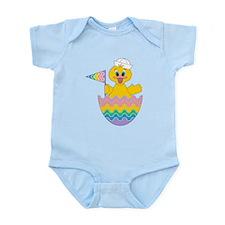 Rainbow Duckling Body Suit