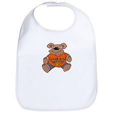 Kwanzaa Bear Bib