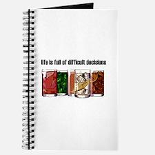 Life is full... Journal