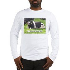 Cow Named Betsy Long Sleeve T-Shirt