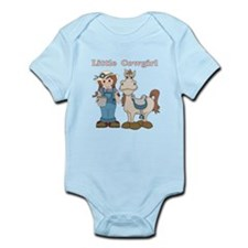 Little Cowgirl Body Suit