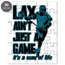 Lax Aint Just A Game Puzzle