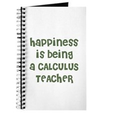 Happiness is being a CALCULUS Journal