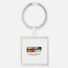 ABH Indiana Dunes Square Keychain