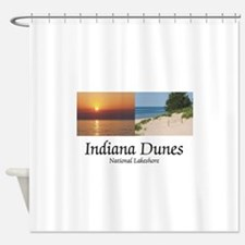 ABH Indiana Dunes Shower Curtain