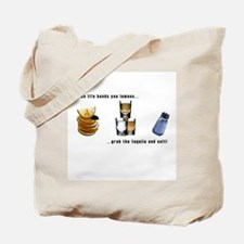 When Life... Tote Bag