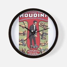 houdini design Wall Clock