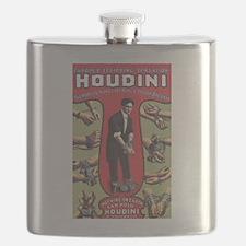 houdini design Flask