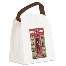houdini design Canvas Lunch Bag