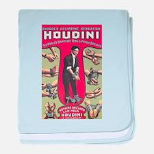 houdini design baby blanket
